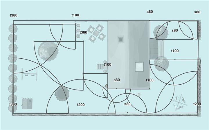 Sprinkler system schematics