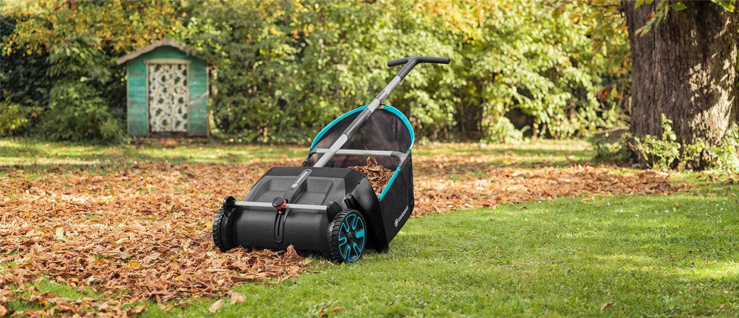 GARDENA Leaf and Grass Collector