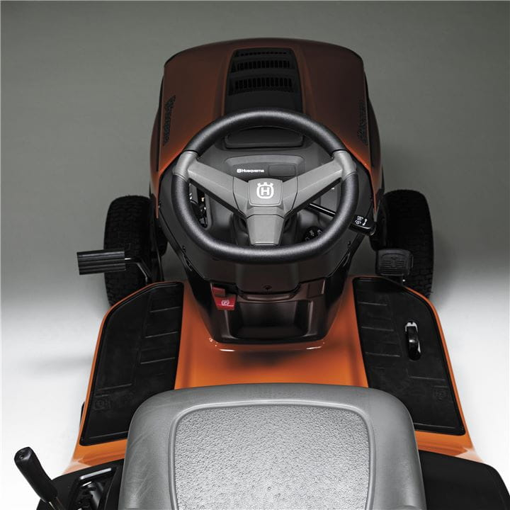 It's easy to keep your Husqvarna Garden Tractor in good condition