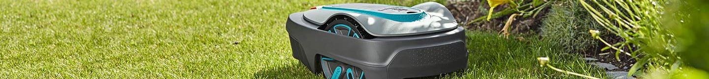 Robotic Lawnmowers Header