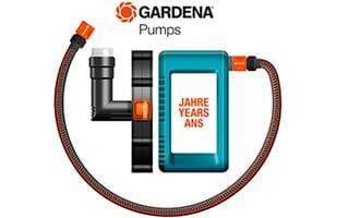"""Gardena Reparator Schlauchverbinder Gartenschlauch Verbinder 1//2/"""" 932-26"""