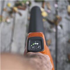 120iB Battery blower