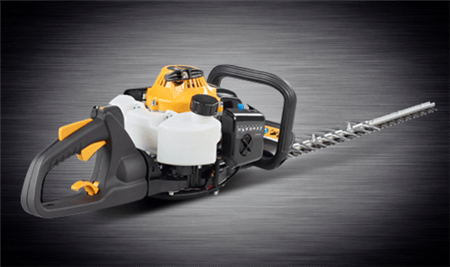 Hedge Trimmer Black Background