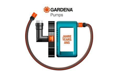Gardena Comfort Pompe immergée pour 13000 Aquasensor 01785-20