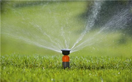 ga250 0477 - Gardena Pop Up Sprinkler S 80