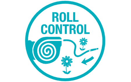 Roll control wall-P-001