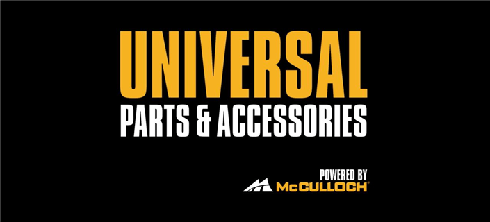 NEW Combi Can - UNIVERSAL Powered by McCulloch