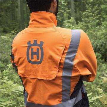 Ventilation , High Viz Forest Jacket