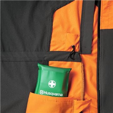 Pocket for first aid kit KWF jacket