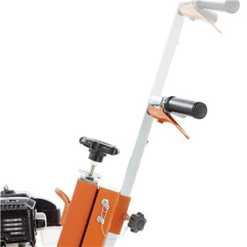CG 200, adjustable handle