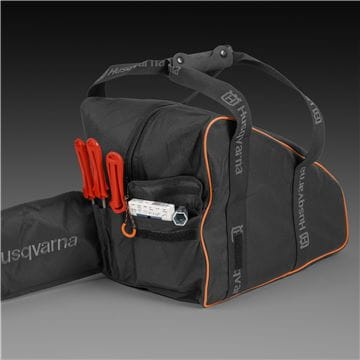 Xplorer Chainsaw bag Side pockets
