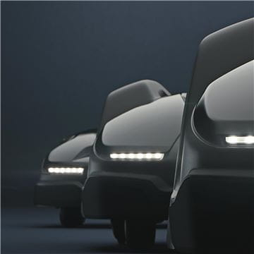 Automower X-line Led Lights