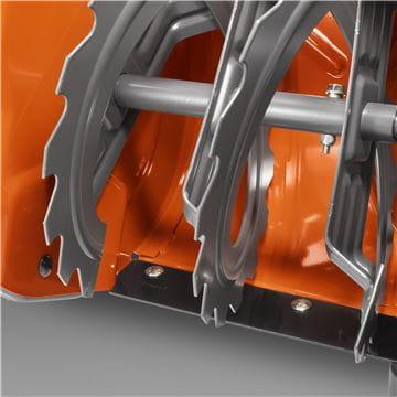 Boron steel scraper
