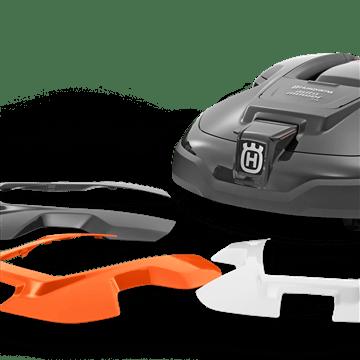 Packshot - top covers AM 300 series