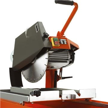TS 300 E, oscillating sawing head