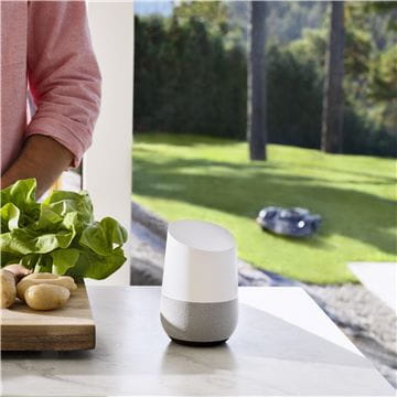 Google Home, Automower 435X AWD