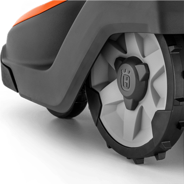 Terrain wheel Automower