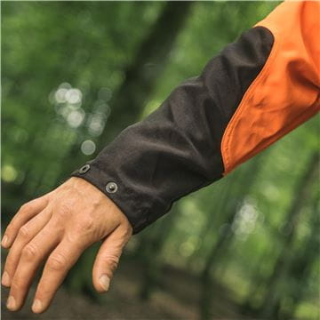 Sleeve , Functional Forest Jacket