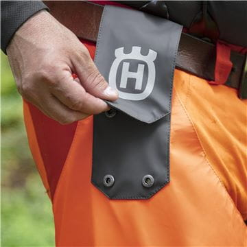 Rain Chaps Protect High-Viz, Functional, Attachment to Trousers
