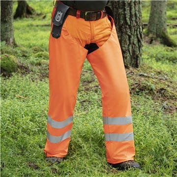 Rain Chaps Protect High-Viz, Functional, High Visibility