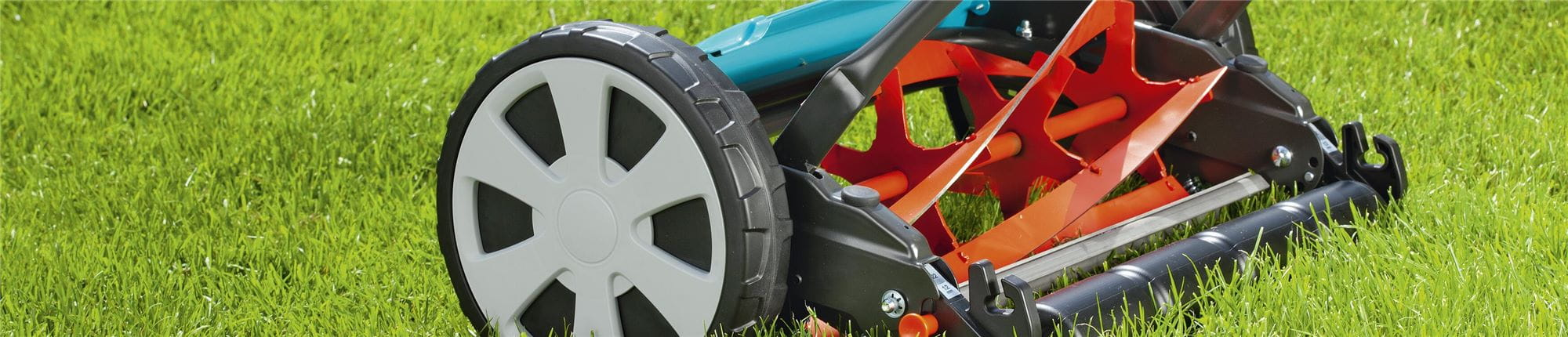 Cylinder lawnmower