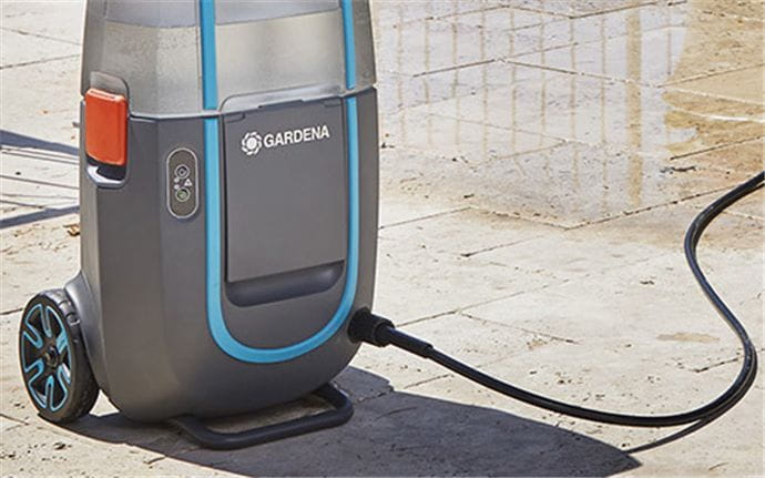 Pressure Washer AquaClean Li