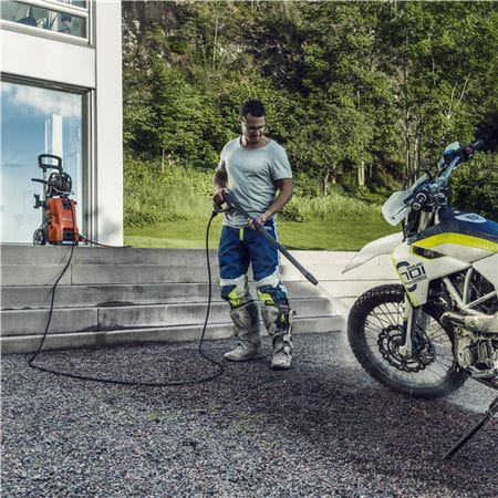PW 360 Clean Husqvarna Motorcycle