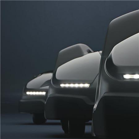 汽车x线Led灯