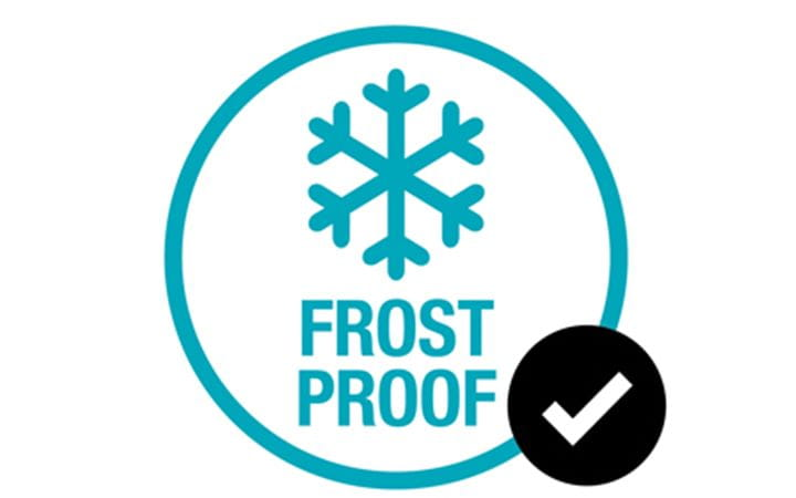 Frost proof