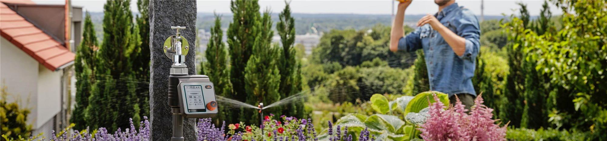 Systeme Arrosage Potager Vacances les solutions d'arrosage automatique - gardena