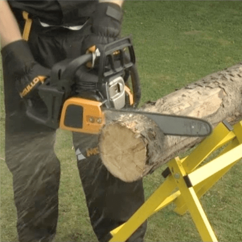 How to - Use and maintain your chainsaw (Full version)