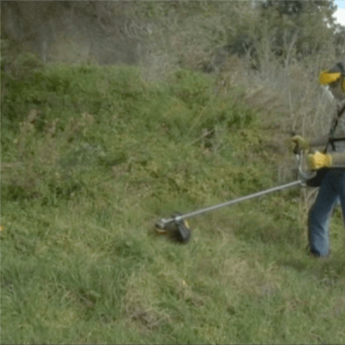 How to - Use your Petrol Grass Trimmer or Brushcutter - Full guide