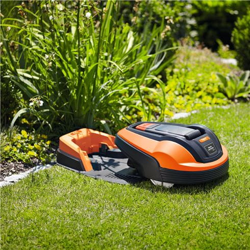 Robotic Robotic Lawnmower