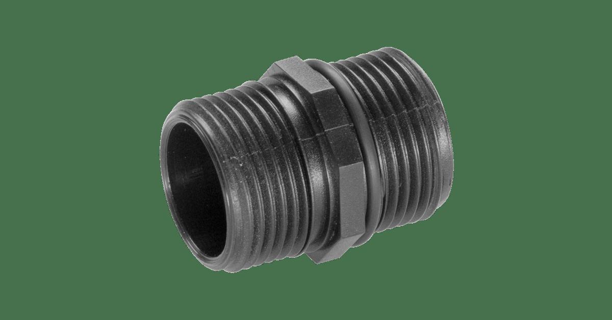 1745-20 Adaptateur pour pompe darrosage 33,3 mm de GARDENA/ pour le raccordement des pompes au syst/ème de raccord de tuyau deau