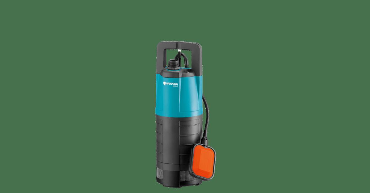 GARDENA 01468-20 Tauch-Druckpumpe