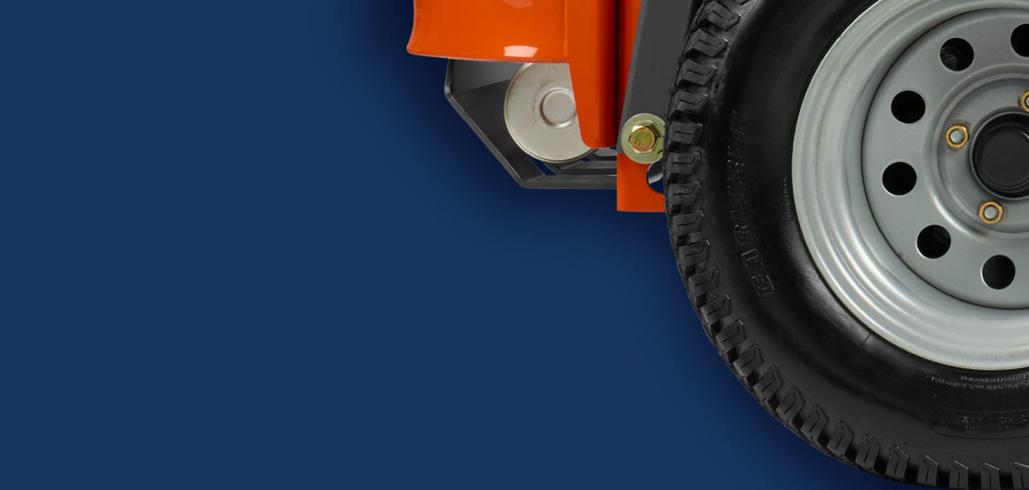 Husqvarna 3 Year Bumper to Bumper Warranty