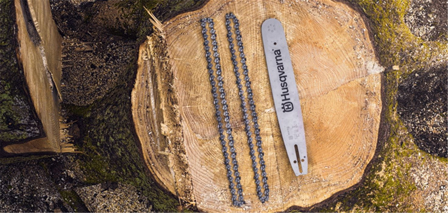 Husqvarna X-Cut Chainsaw Chain