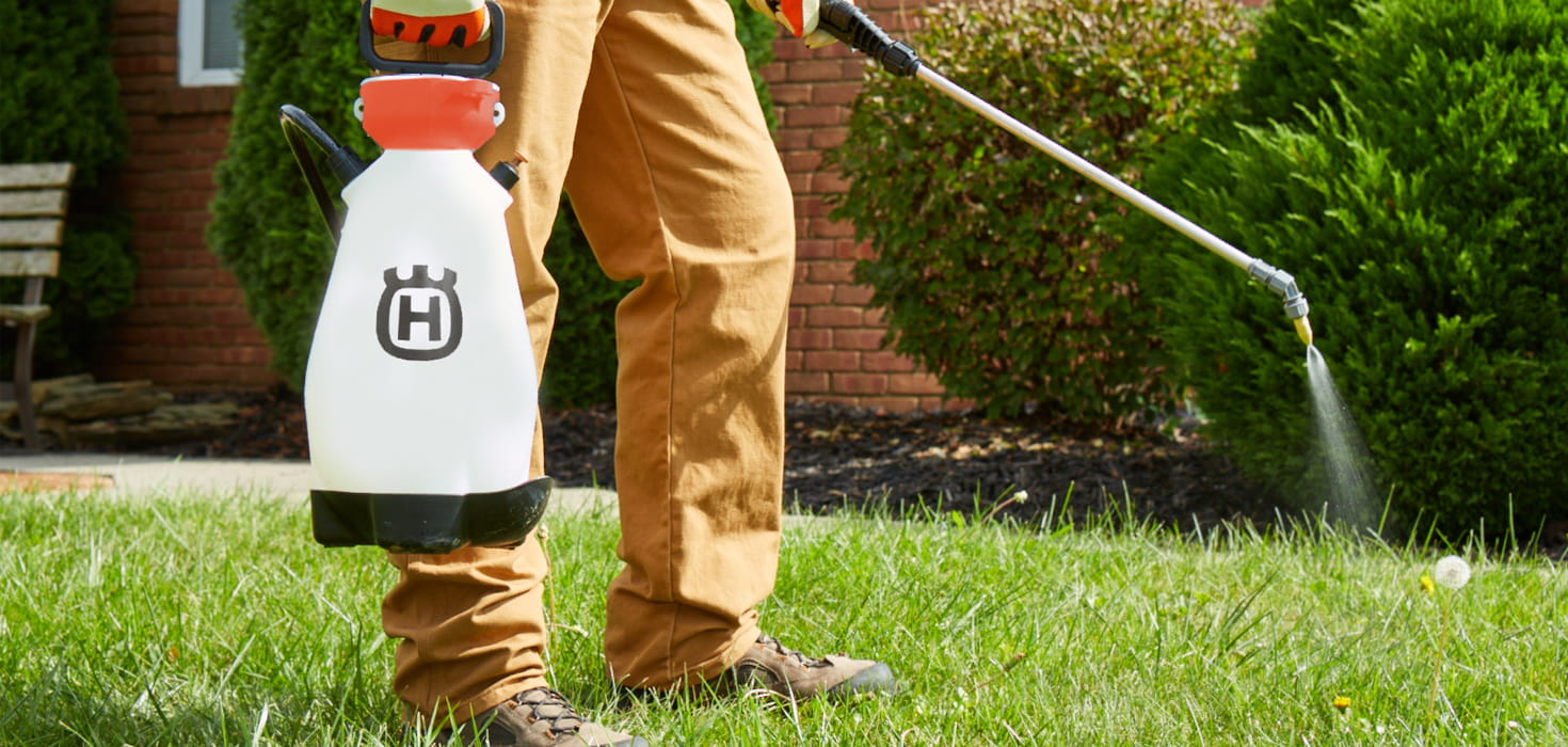 Husqvarna Sprayers