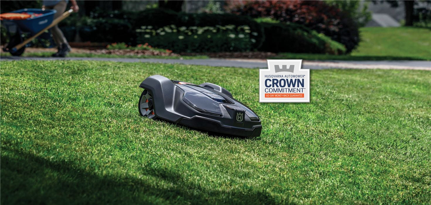 automatic lawn mower price