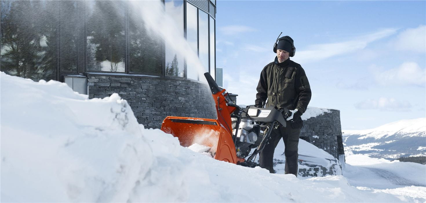 Snow thrower parts and accessories