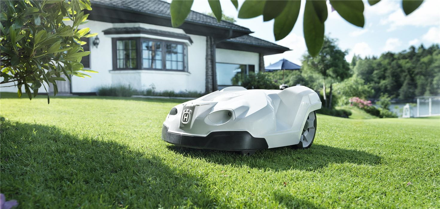 Husqvarna Automower® Robotic lawnmowers