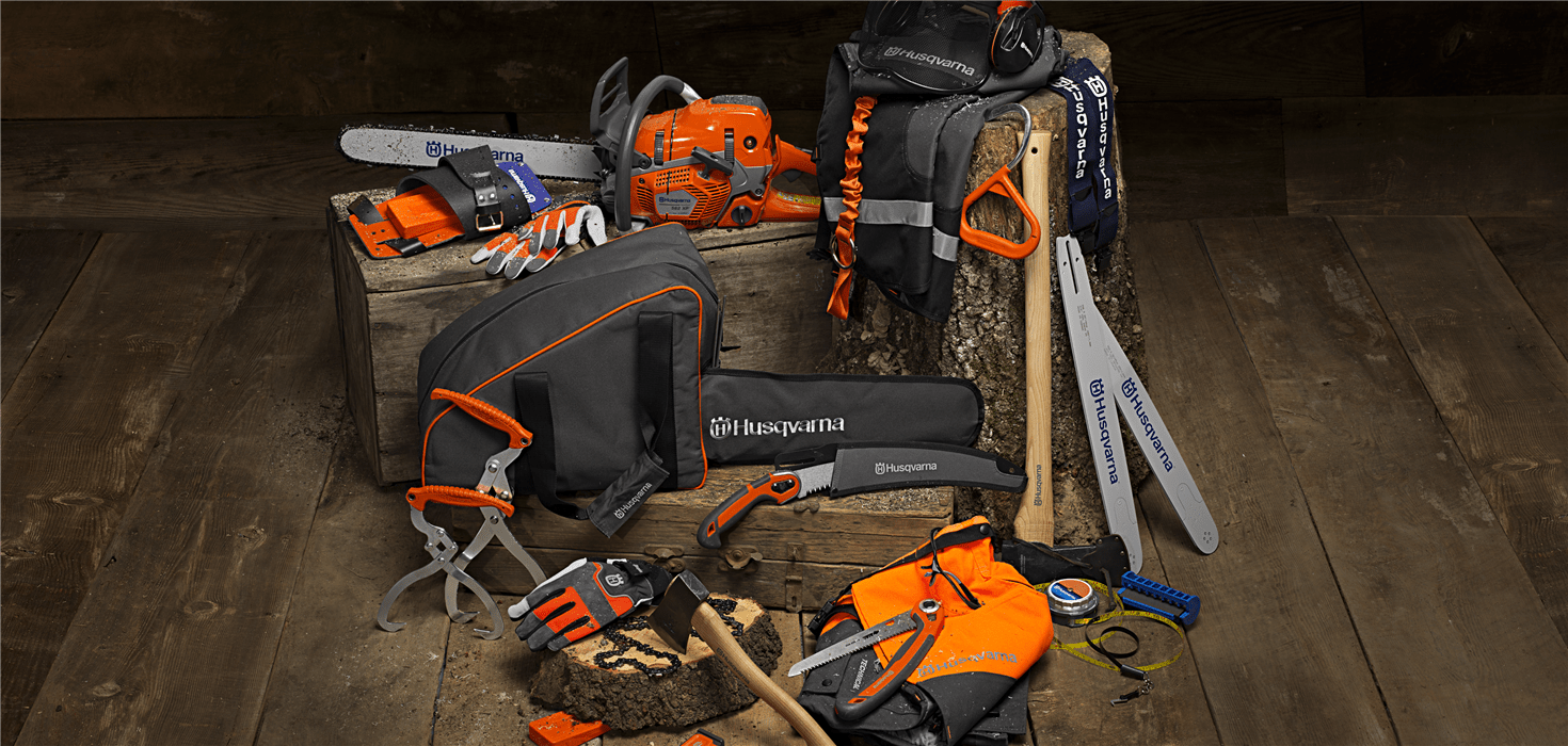 Husqvarna parts and accessories