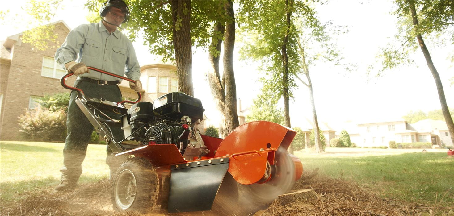 Husqvarna Stump Grinders