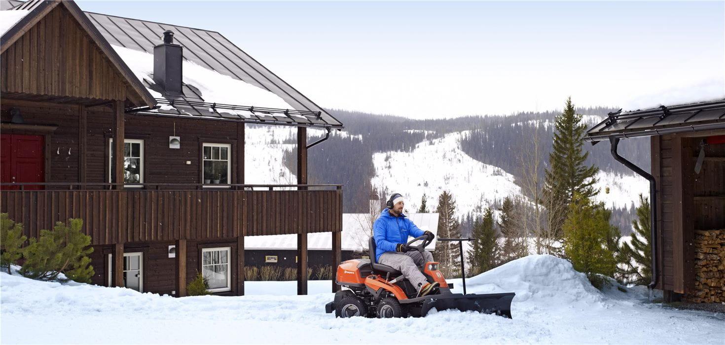 骑者r316ts AWD与雪刃