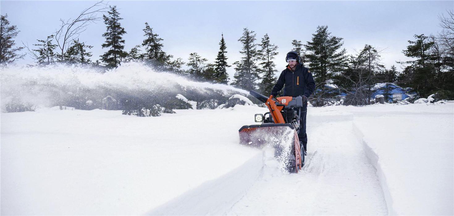 雪喷射器ST327