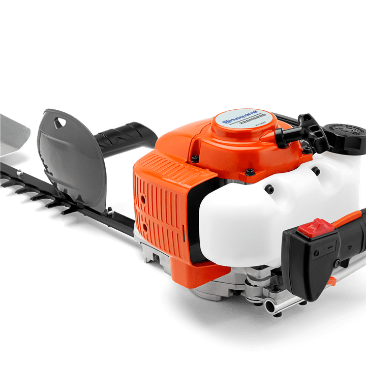 Single sided hedge trimmer