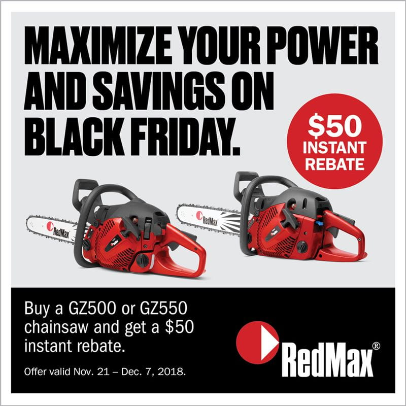 Husqvarna Black Friday Sale