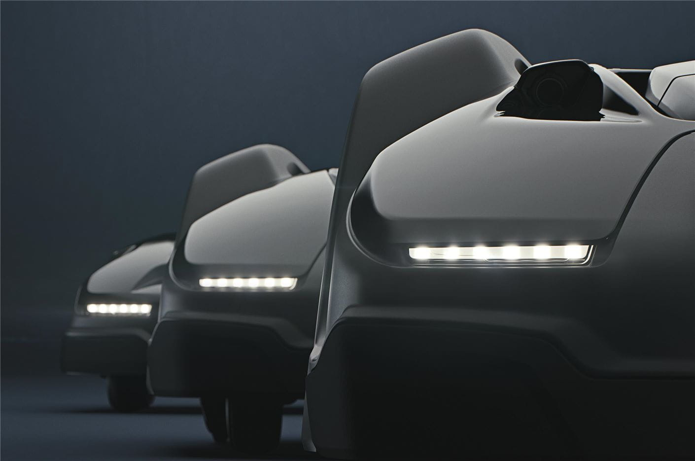 Automower X-line Led Lights