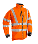 High viz jacket, Technical