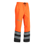 Rain Trousers Protect High-Viz, Functional